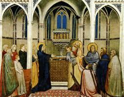 Urunk bemutatása – Gyertyaszentelő Boldogasszony ünnepe