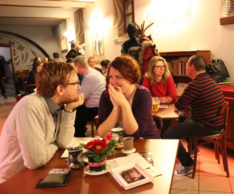 Szerelemcsütörtök a Millenniumi Kávéházban