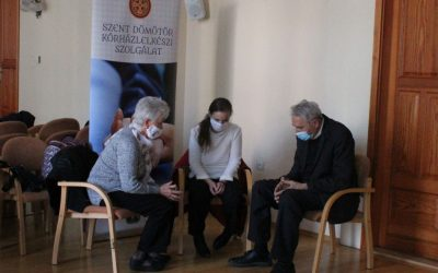 Szent Dömötör napi találkozó a szegedi-csanádi Kórházlelkészségen