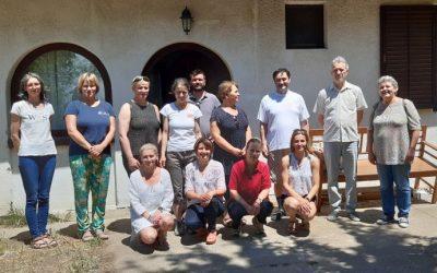 Pasztorális helynökségi munkatársak csapatépítő napja